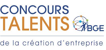 logo concours talents bge