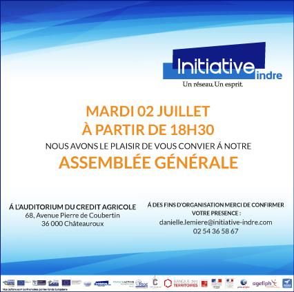 assemblée générale initiative indre