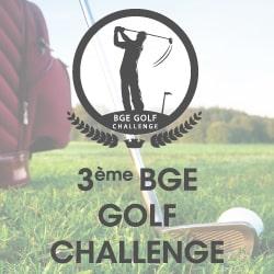 3ème BGE GOLF CHALLENGE