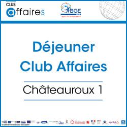 Déjeuner mensuel du Club Affaires de Châteauroux 1