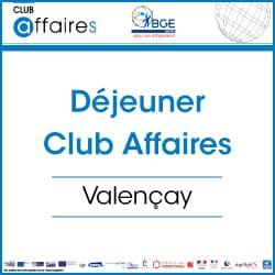 Déjeuner mensuel du Club Affaires de Valençay