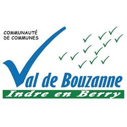 logo de la communauté de communes Val de Bouzanne