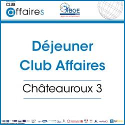 Déjeuner mensuel du Club Affaires Châteauroux 3