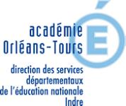 Logo de l'académie Orléans-Tours