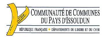 logo communauté de communes pays d'issoudun