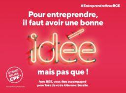 Campagne de communication BGE
