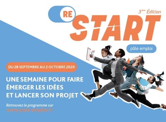 3e édition pour ReStart, la semaine de la Création et de la Reprise d'entreprise