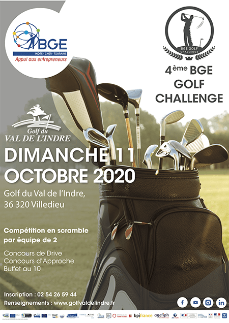 4eme BGE golf Challenge