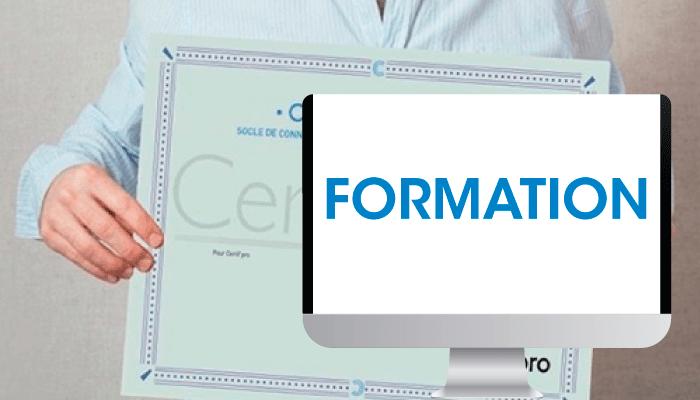 Formation Certificat Cléa Numérique