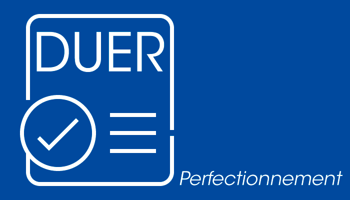 Formation DUER perfectionnement