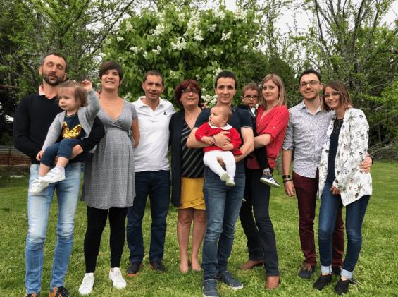 Famille Denormandie Les 4 éléments