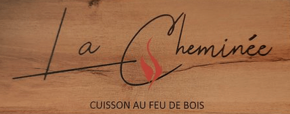 logo restaurant la cheminée