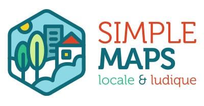 logo simple maps