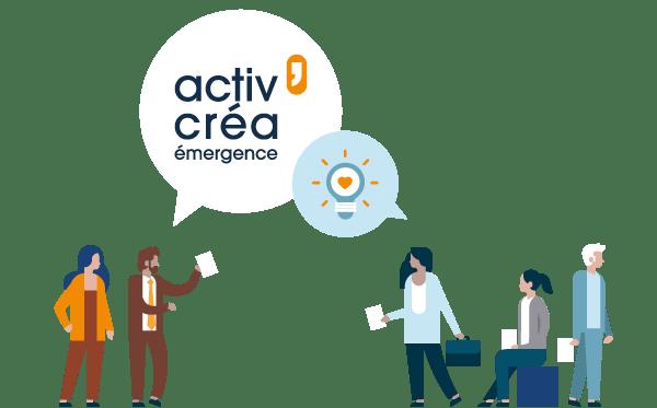 En-tête Activcrea