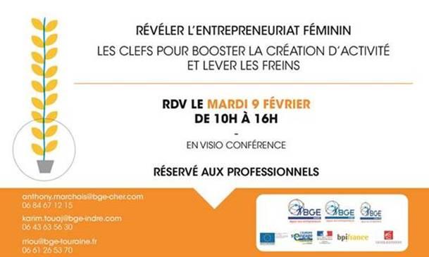 Journée de l'entrepreneuriat feminin
