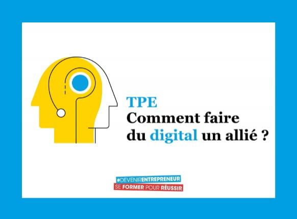 TPE, Comment faire du digital un allié ?