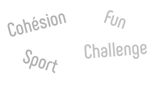 Cohésion Challenge Fun Sport défi Inter-entreprises 2021
